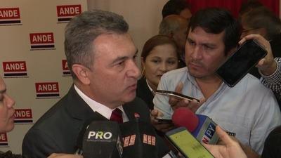 Asumió nuevo titular de la ANDE y asegura que no habrá aumento en tarifas