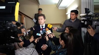 HOY / Acta bilateral: Castiglioni habla de 'pésima' comunicación y negociación paralela