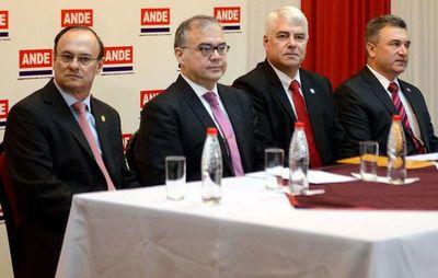 Principal objetivo de ANDE ahora es  contratar solo la potencia para  2019