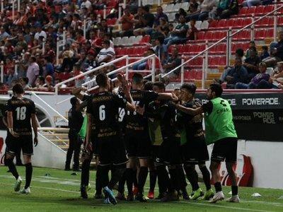 Primer gol de Danilo Ortiz en México