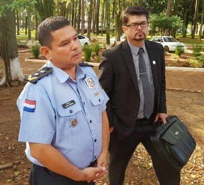 Conceden medidas sustitutivas a un comisario procesado por robo y violación