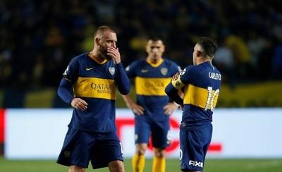 HOY / De Rossi debuta con gol, pero Boca cae en penales y es eliminado