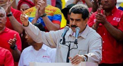 Maduro reitera que Venezuela está preparada para hacer frente a sanciones de EEUU