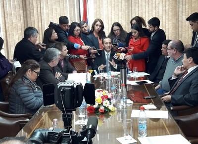 Citan a primeros implicados en el caso acta bilateral con Brasil sobre Itaipú