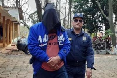 Ladrón intentó violar a su víctima en Franco