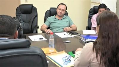 Oscar Rodas será nuevo presidente de la Junta Departamental de Boquerón