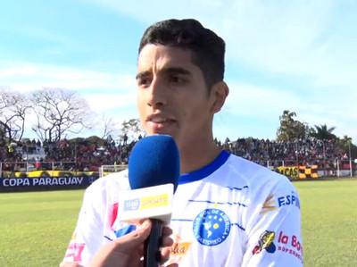 Renzo Carballo: la figura del partido