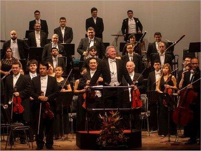 Sonidos sinfónicos y de  rock para celebrar los 482 años de Asunción