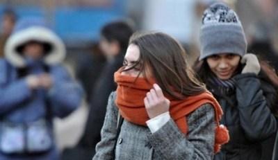 Meteorología anuncia un feriado frío y soleado