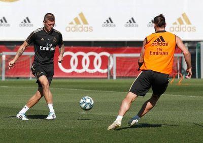 Tres regresos al grupo principal del Real Madrid
