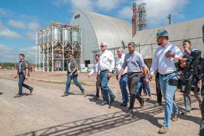 Presidentes de cooperativas del Chaco brindan su respaldo a Mario Ado