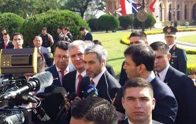 """Marito agradeció """"el gesto"""" de Cartes al evitar su juicio político"""