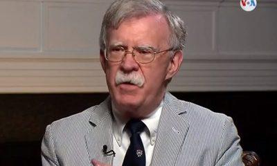 Bolton: La mayoría de los militares en Venezuela están en contra de Maduro