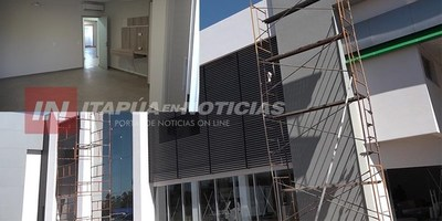 MODERNO HOTEL Y AUDITORIO SE INAUGURARÁN EN NARANJITO