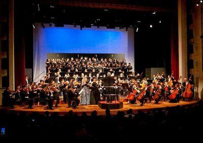 Gala sinfónica y más celebran hoy a Asunción