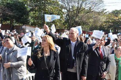 """Intendente de Asunción: """"Le seguiría dando un voto de confianza al presidente"""""""