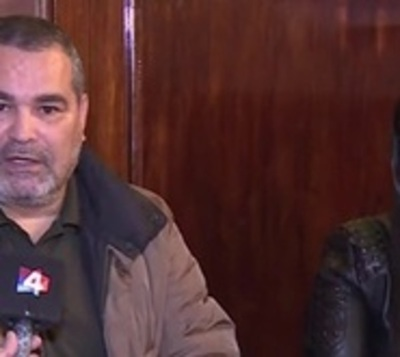 Chilavert visita a joven refugiada en Uruguay y critica a Fiscalía