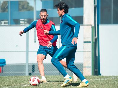 Cerro Porteño ajusta detalles para el superclásico del sábado