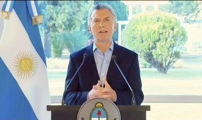 Macri busca calmar a los mercados y recuperar votos