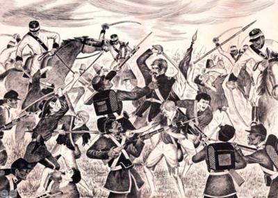 16 de Agosto: 'lo que se refiere en sí a la batalla conmemoramos, no podemos festejar un hecho trágico', asegura historiador