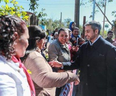 Jefe de Estado habilitará Unidad de Salud Familiar, tramos viales y viviendas en San Pedro