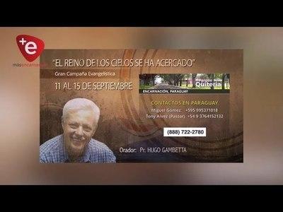 INVITAN A CAMPAÑA EVANGELISTICA EN PARQUE QUITERIA