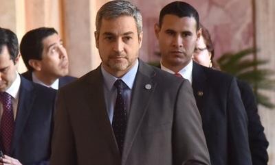 Encuesta revela que alto porcentaje ya no votaría por Abdo Benítez