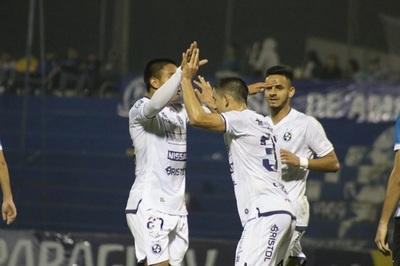 Sol de América golea a General Caballero en Copa Paraguay