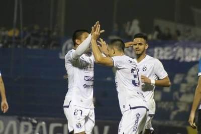 Libertad y Sol de América, se anotan para octavos de la Copa Paraguay