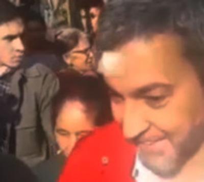 """""""Nadie quiere ser ministro por una semana"""", sostiene Mario Abdo"""