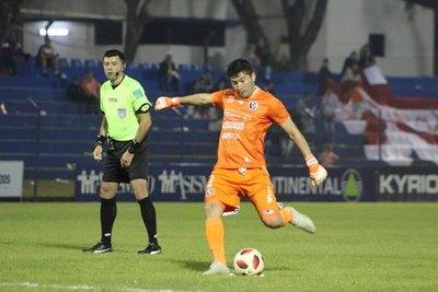 De tiro libre, Centurión hizo un golazo para Sol en Copa Paraguay
