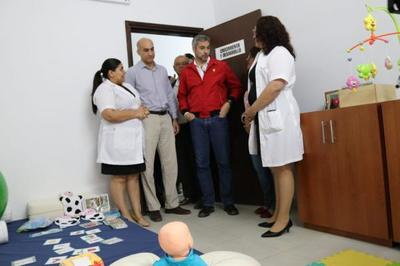 Familias de Naranjito, San Pedro, reciben moderno y equipado servicio de salud en beneficio de más 4 mil pobladores de la zona