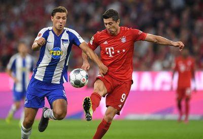 Bayern empata 2-2 en casa con Hertha