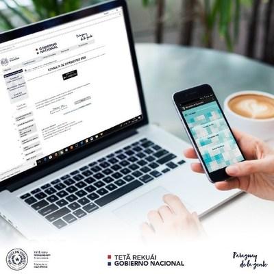 Hacienda dispone de app y sitio web para verificar estado de expedientes