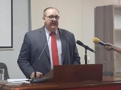Informe de Gobernador fue mero formalismo ante la Junta