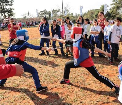 """Niños y niñas de Calle'i tendrán su """"Sueño Olímpico"""""""