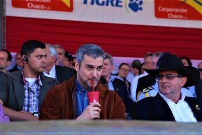 Con presencia del Presidente Mario Abdo inauguraran la Expo Trebol