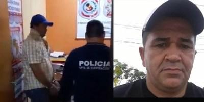 ATRAPAN A LÍDER DE BANDA CRIMINAL EN CHORÉ