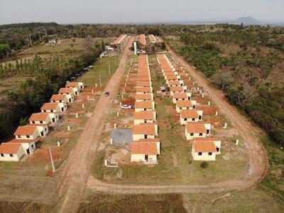 Villarrica: 90 familias acceden a la casa propia