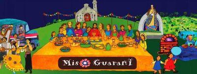 "Presentarán página web denominada ""Misa Guaraní"""