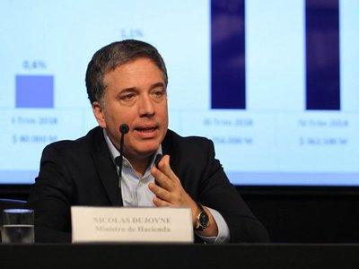 Ministro de Hacienda argentino dimite tras terremoto financiero