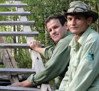 Un año de impunidad en caso de guardaparques asesinados