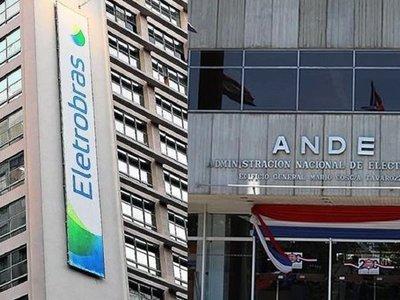 La ANDE tiene la carta del 2007 y Eletrobras reflotará puntos de abril