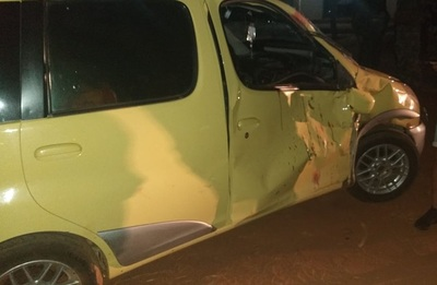Motociclista muere en accidente de tránsito en Horqueta