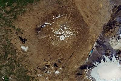 Islandia conmemora la desaparición del primer glaciar por calentamiento global