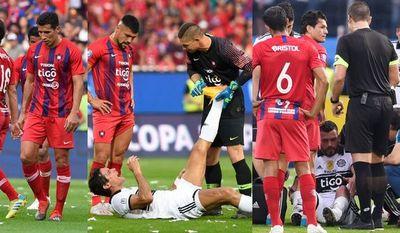 La situación de los lesionados en el clásico