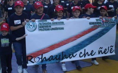 """Llega la sexta edición de """"Rohayhu che ñe'ẽ"""", la semana del guaraní"""