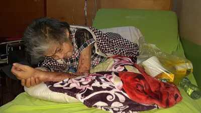 Una abuela, sin familiares internada en el hospital, necesita ayuda