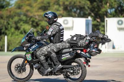 Presidente asistirá a entrega de motocicletas para el Grupo Lince