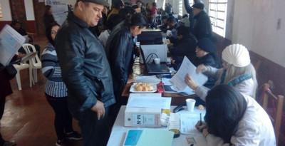 Registro del Estado Civil realizó jornadas masivas de corrección registral en Alto Paraná